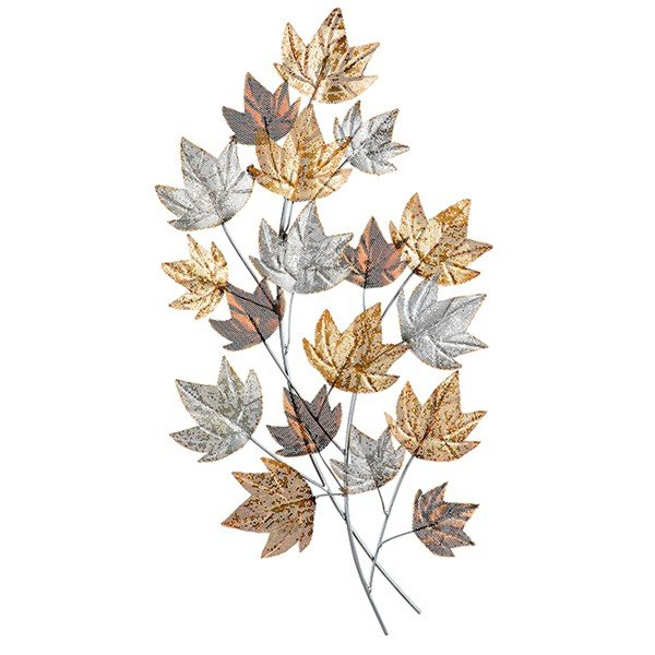 Maple Leaf Wall Art £40 89x48cm