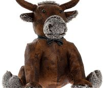 Bull Doorstop £18 - Faux Leather